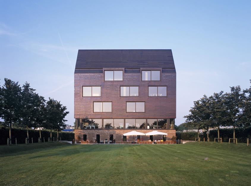 """""""Huis de Wiers"""",  Architect: Jaco D. de Visser + Odette Ex"""